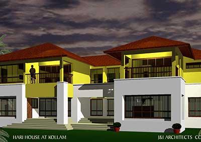 Hari House, Kollam