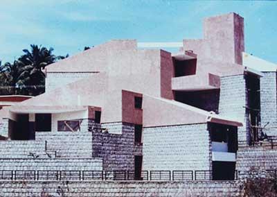 Pinto House, Mangalore