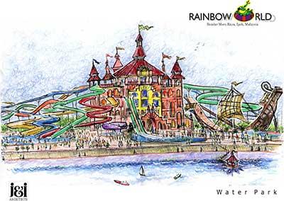 Rainbow World, Malaysia
